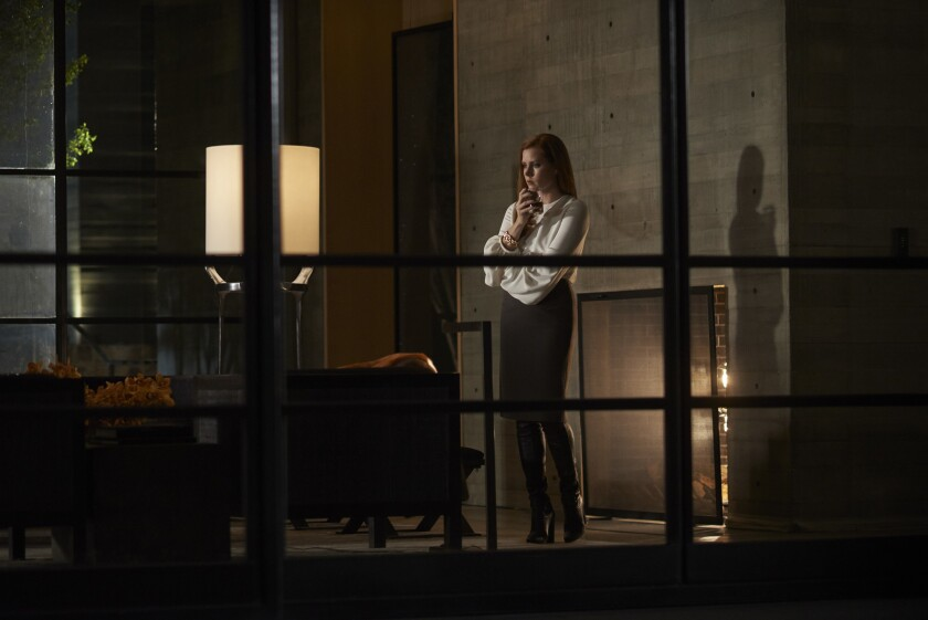"""Amy Adams in writer-director Tom Ford's romantic thriller """"Nocturnal Animals."""""""
