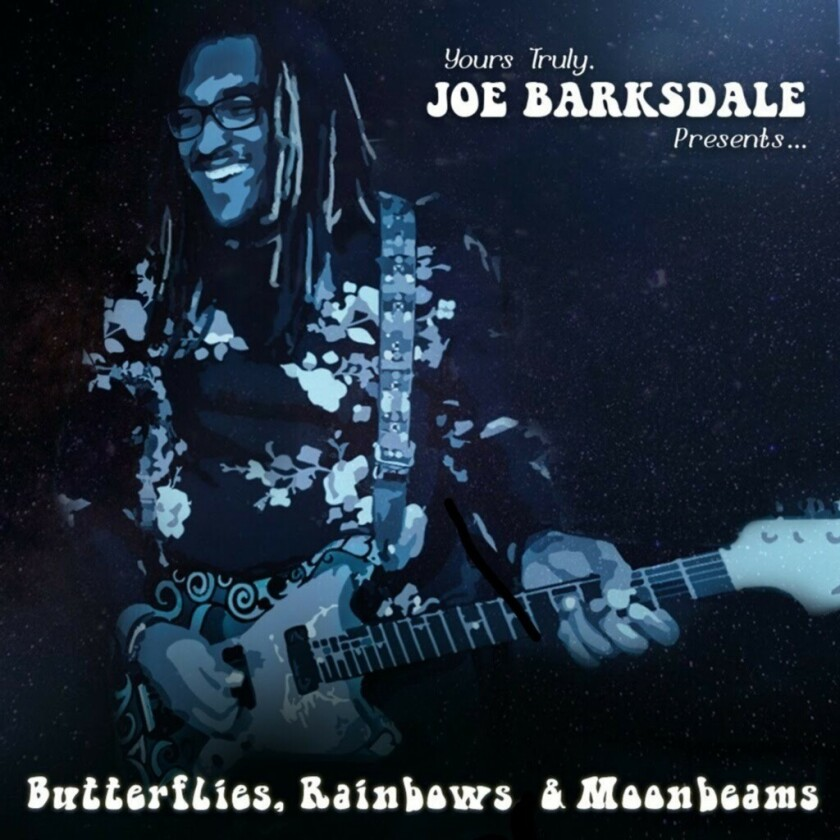 Joe Barksdale album cover