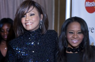 Bobbi Kristina Brown in 'God's hands now' while in hospice care