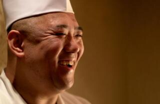 At Tokyo's Kimura, sushi is aged up to 60 days