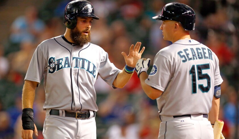 Dustin Ackley, Kyle Seager