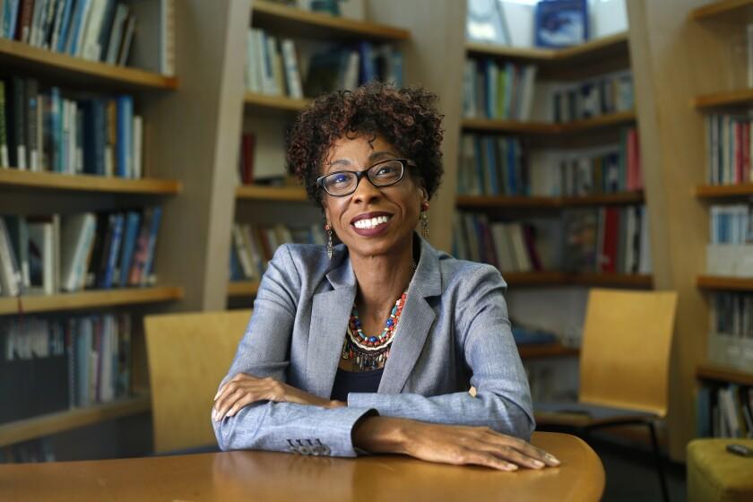 San Diego Councilwoman Monica Montgomery