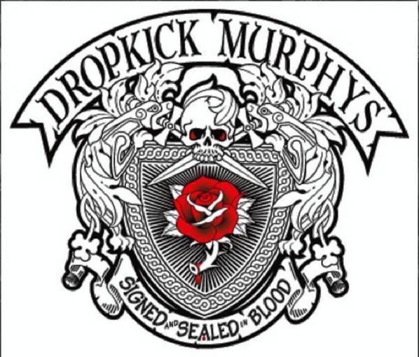 Dropkick Murphys Christmas.Album Review Dropkick Murphys Signed And Sealed In Blood