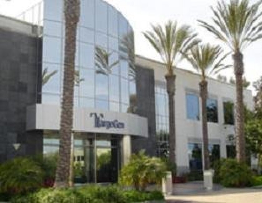 TargeGen's headquarters on Judicial Drive in San Diego.