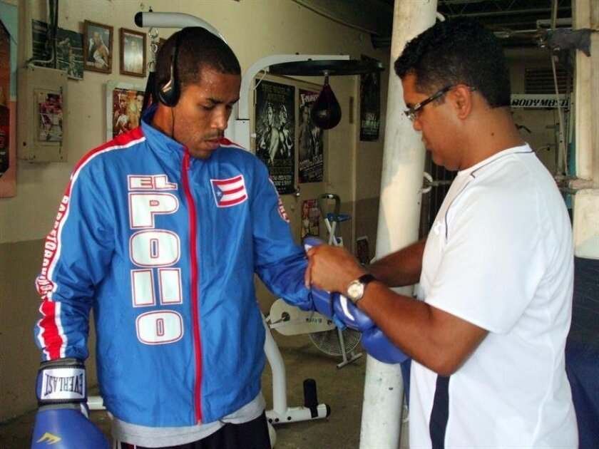 Puerto Rican Boxer Alexander De Jesus Murdered San Diego Union