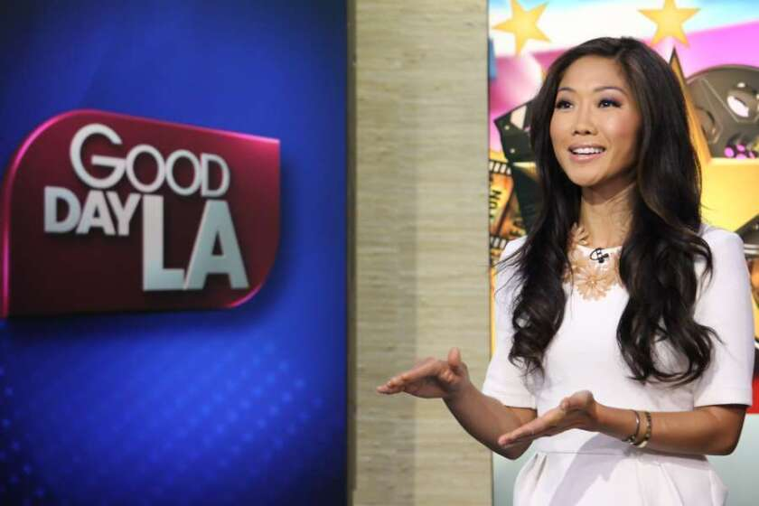 """Julie Chang on """"Good Day L.A."""""""