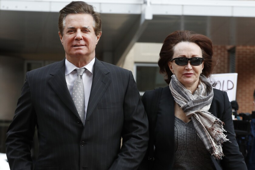 Paul Manafort, Kathleen Manafort