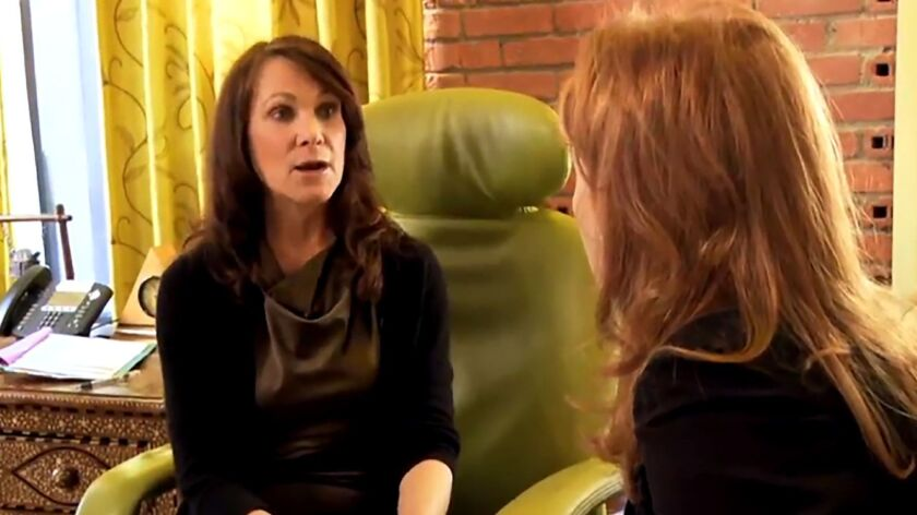"In a conversation with Sarah ""Fergie"" Ferguson, the Duchess of York, that aired on the Oprah Winfrey"