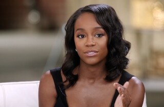 Aja Naomi King describes the moment her 'Birth of a Nation' character came alive