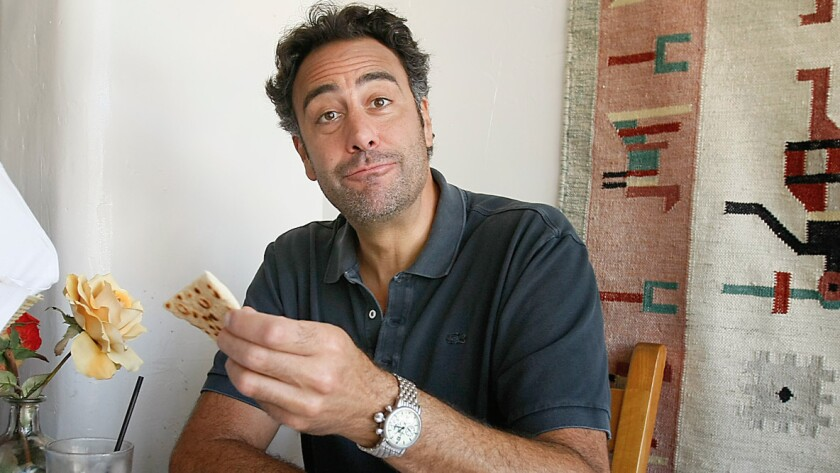 """If that voice of Krang sounds familiar in """"Teenage Mutant Ninja Turtles: Out of the Shadows,"""" that's because it is -- it's """"Everybody Loves Raymond's"""" Brad Garrett."""