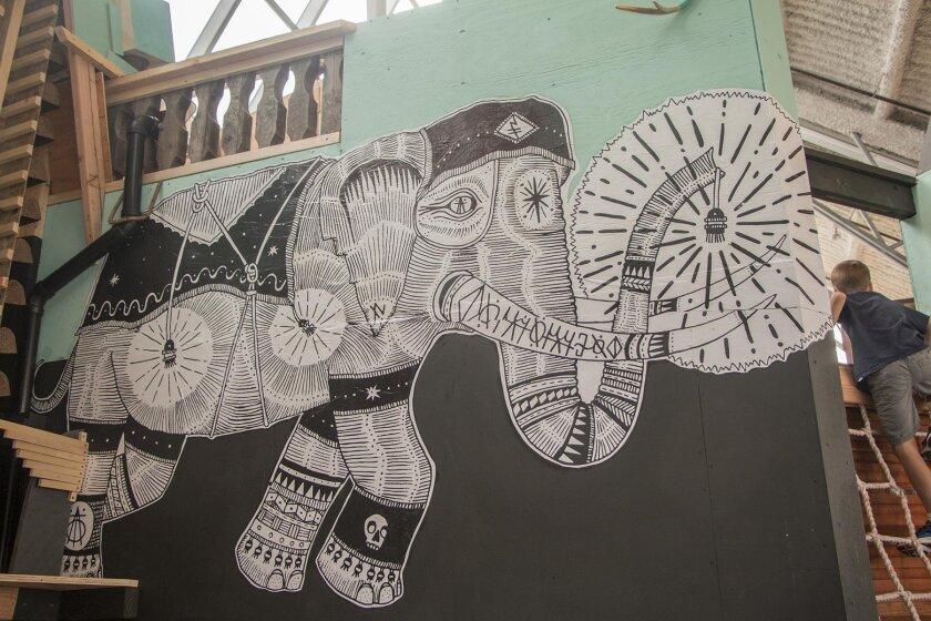 The Elephant Wall