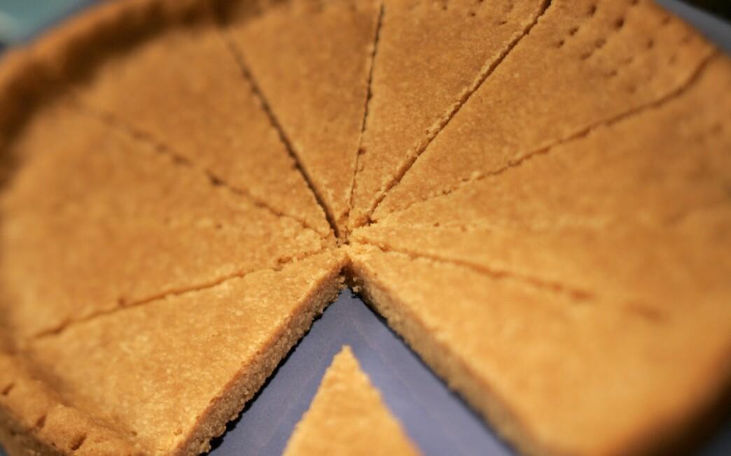 Brown sugar shortbread