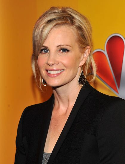 Actress Monica Potter turns 40 today.