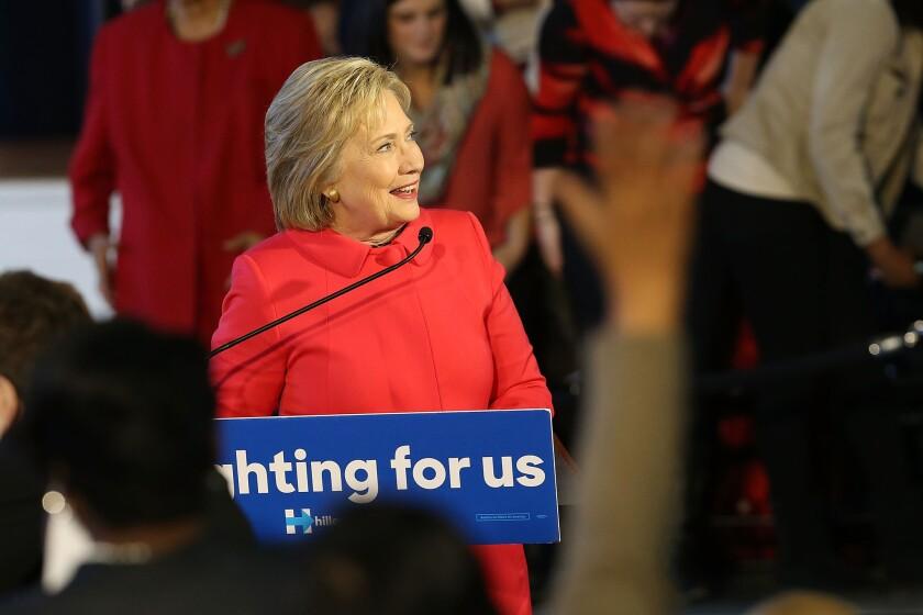 Hillary Clinton in South Carolina