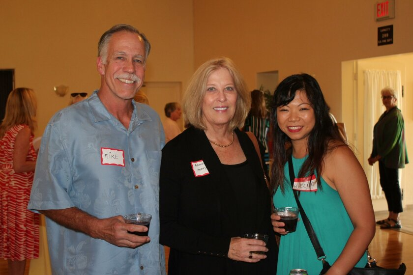 Mike Lawson, Alison Henry, Rielee Rey
