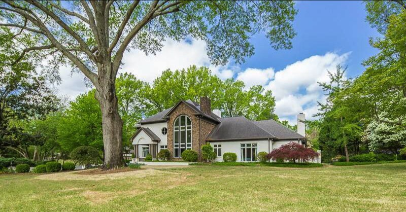 Tubby Smith's Memphis mansion