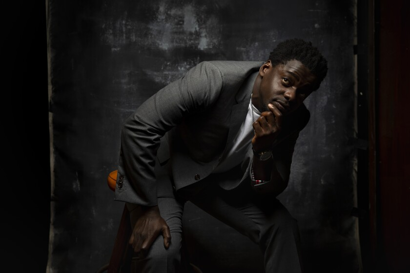 "Actor Daniel Kaluuya of ""Queen & Slim."""
