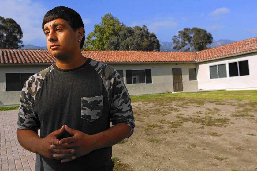 Jesse Opela is one of a small subset of foster kids whose cases are overseen by probation officers, not social workers.