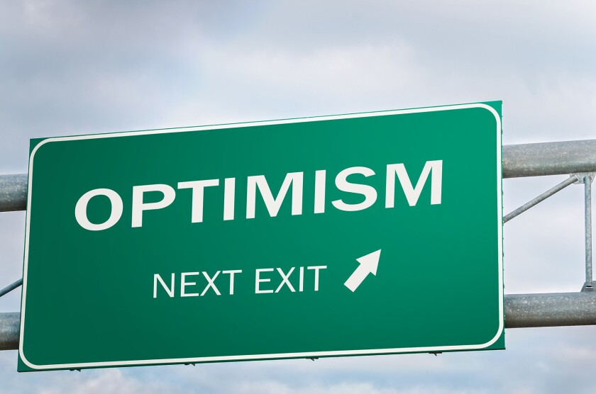 An optimist might think they?ve lived a good enough life to get into Heaven without God.