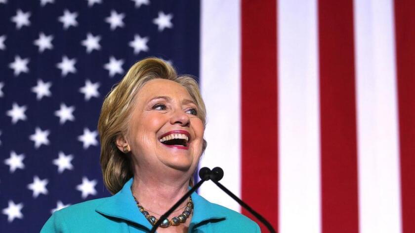 Foto de archivo de la candidata a la Presidencia de Estados Unidos, Hillary Clinton.