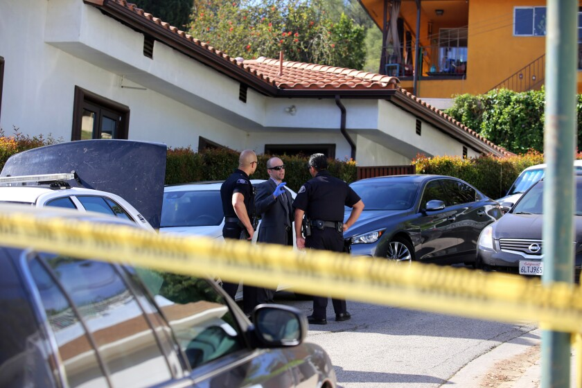 As part of the rise in the overall crime rate in Glendale last year, the city experienced a 400% jump in the number of murders committed in the city going from one case to five. Last April saw a rare triple-homicide take place in the Adams Hill neighborhood where three men were gunned down in a home invasion robbery gone wrong.