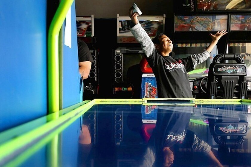 Game over: Family Fun arcade is pulling the plug