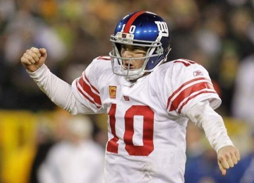 """Does this sound familiar? """"With the first pick of the 2004 NFL draft, the San Diego Chargers select Eli Manning."""""""