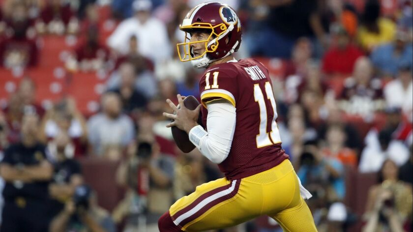 the latest 19f42 ca31a NFC East preview: Redskins replace Cousins with Smith ...