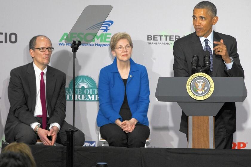 President Obama at AARP