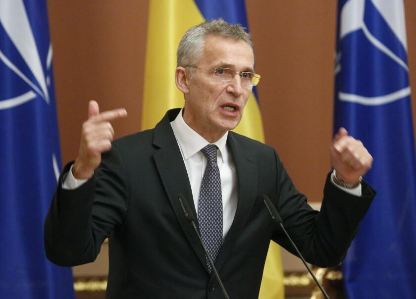 Ukraine NATO