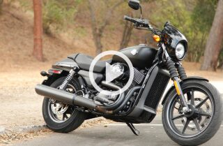 Highway 1: Harley-Davidson Street 750