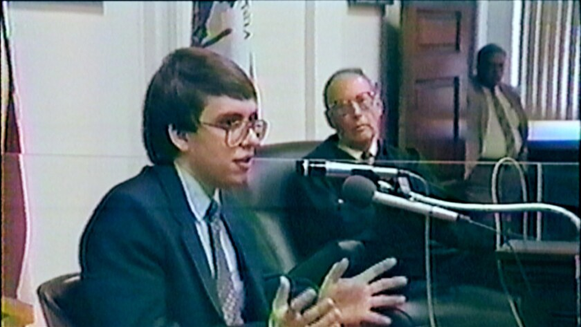"""Jens Soering is featured in the documentary """"Killing for Love."""""""