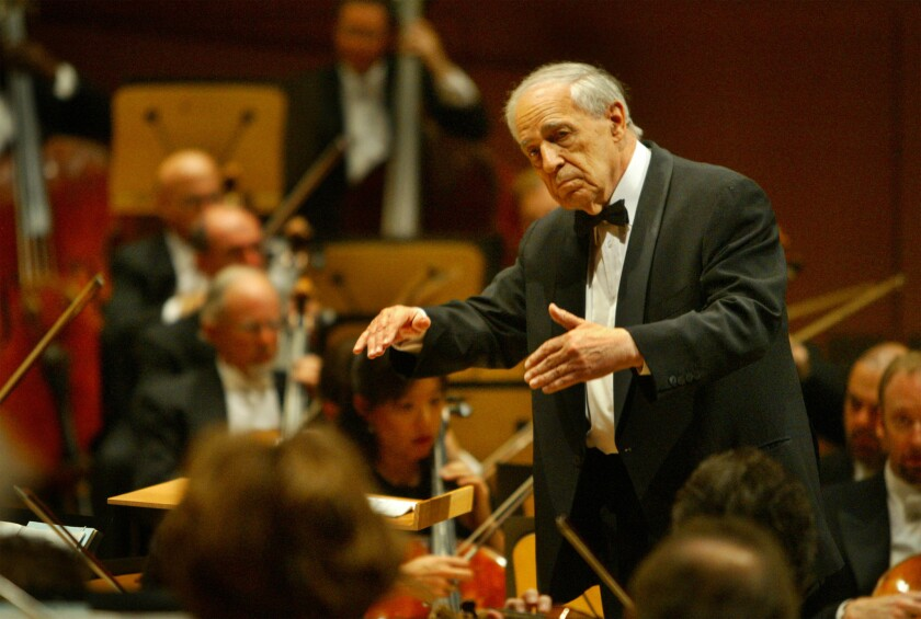 Pierre Boulez remembered