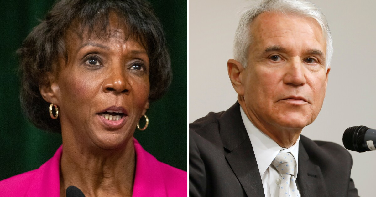L. A. County district attorney ' s race ist eine politische und ideologische Kampf. Hier ist was Sie wissen müssen