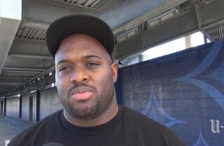 Chargers NT Brandon Mebane talks about team's relocation to Los Angeles