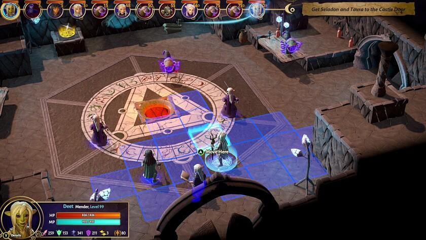 Dark Crystal: Age of Resistance Tactics