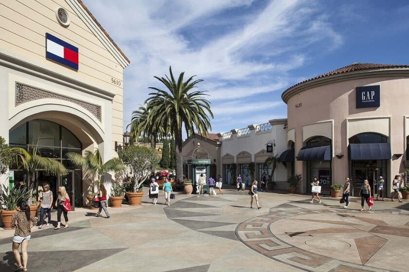 Carlsbad Premium Outlets. (Courtesy photo)