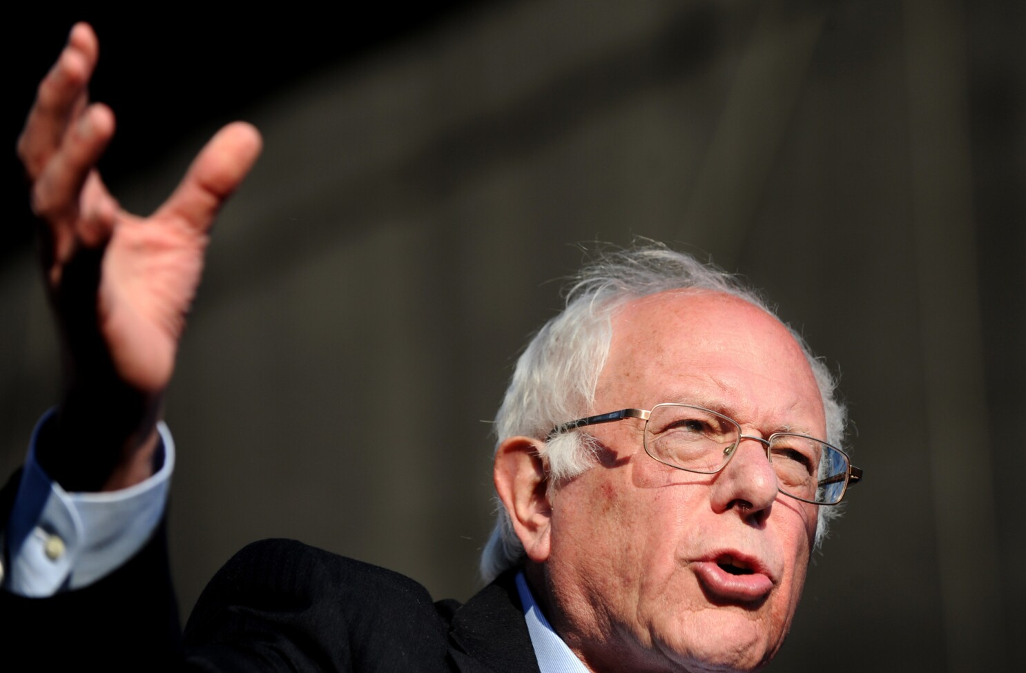Bernie Sanders calls for $16 trillion in spending against climate change