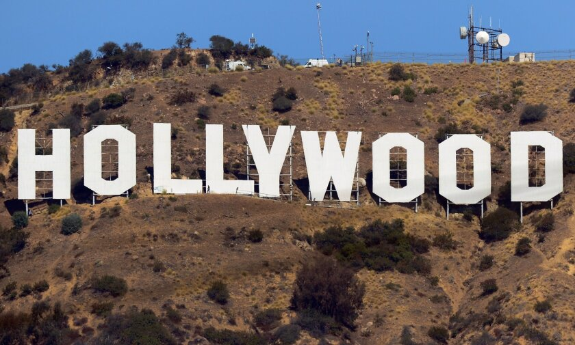 For years, the Hollywood Chamber of Commerce has been charging a licensing fee for the use of the image of the Hollywood sign.