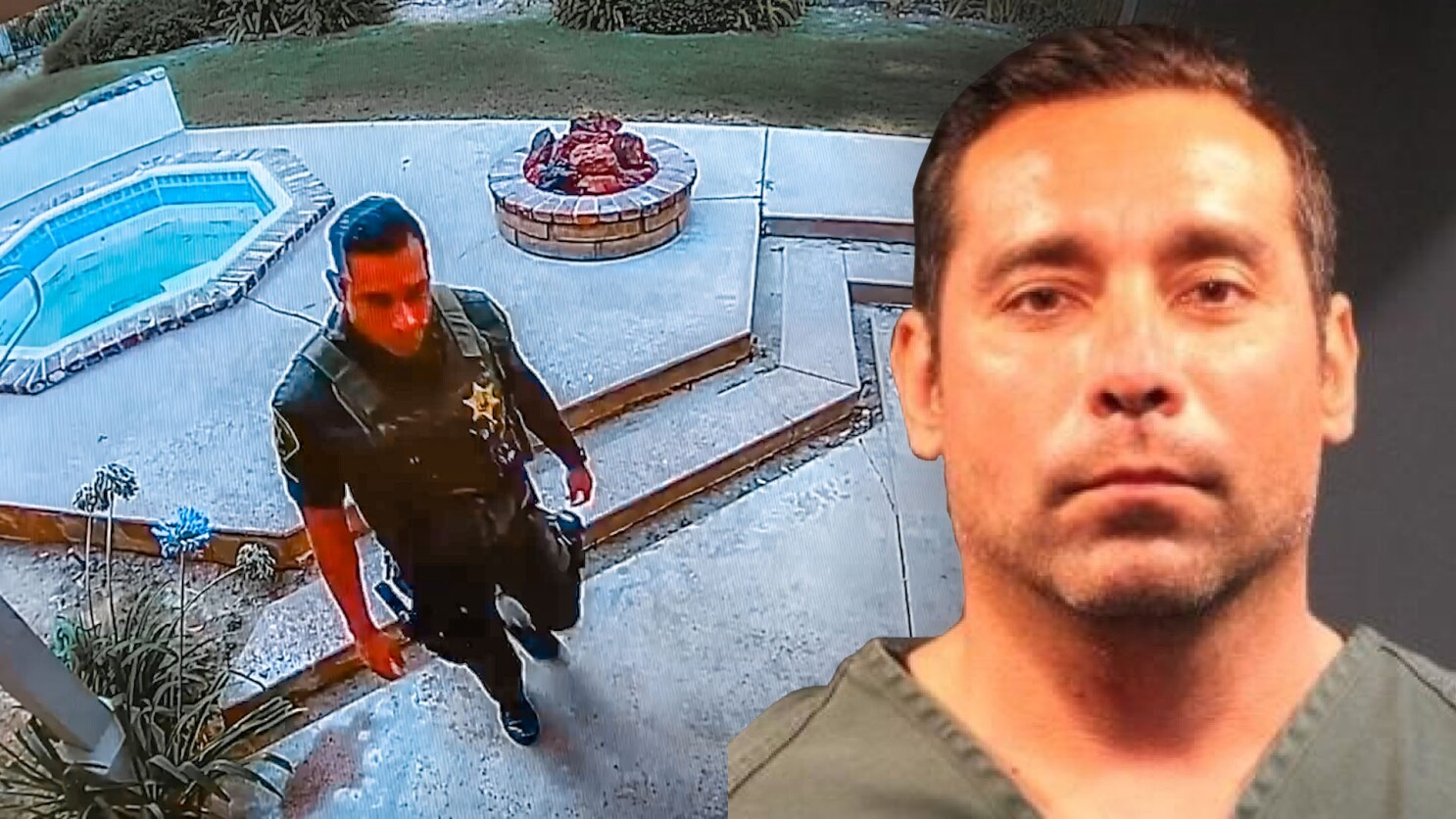 Orange County Deputy burglarized home after responding to death there