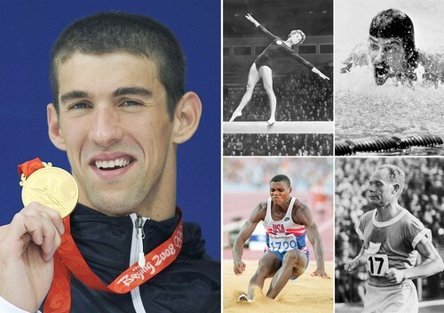 Greatest Olympic athlete ever?