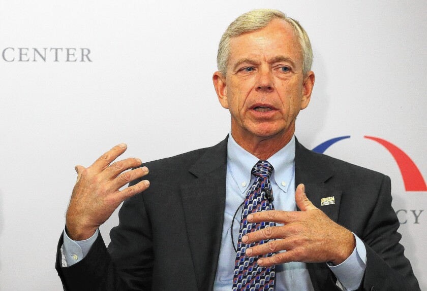 Lowell McAdam, chief executive of Verizon Communications, recently signaled his company's acceptance of a la carte by announcing the launch of an Internet-based TV service that would offer greater programming flexibility than any other pay-TV provider.