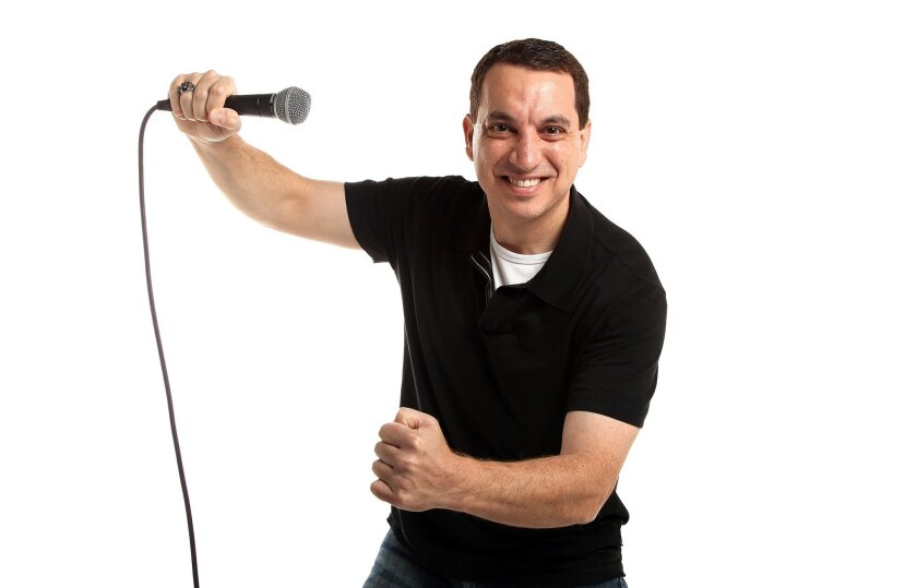Matin Atrushi is a Kurdish standup comedian.