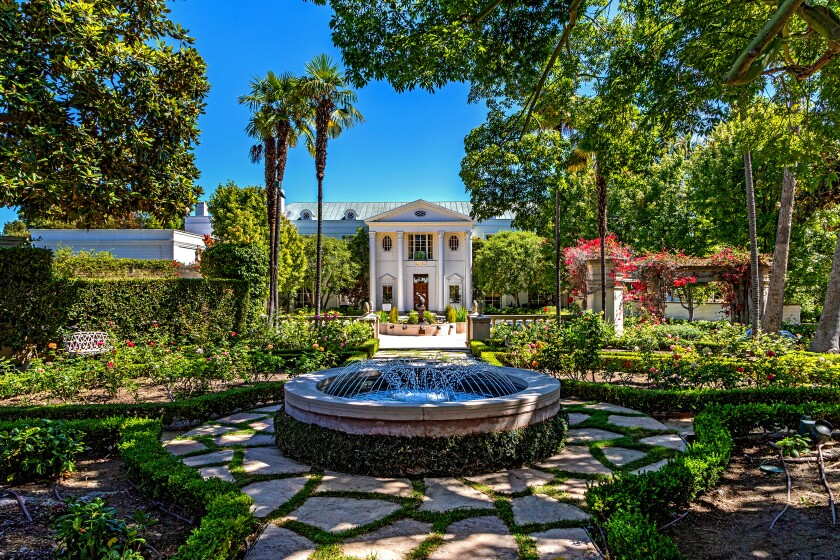 Legendary Bel-Air estate Casa Encantada lists for the highest price in America: $225 million