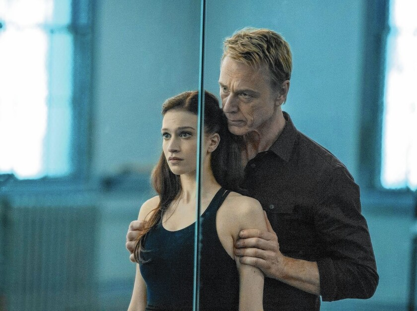 """Sarah Hay and Ben Daniels in a scene from """"Flesh and Bone."""""""