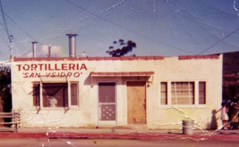 The original Roberto's Mexican Taco Shop opened by the Robledo family in 1964.
