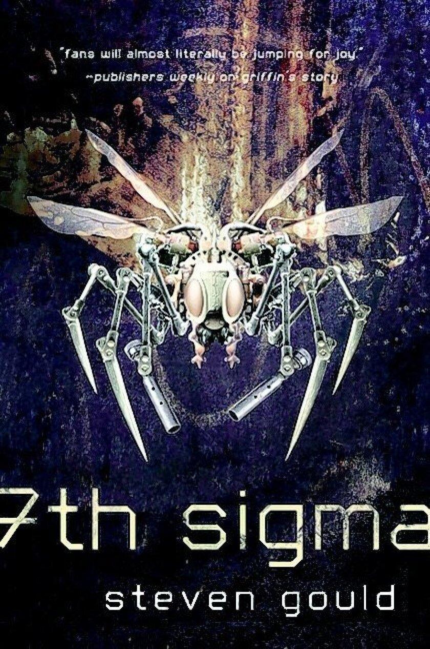 7th Sigma Steven Gould