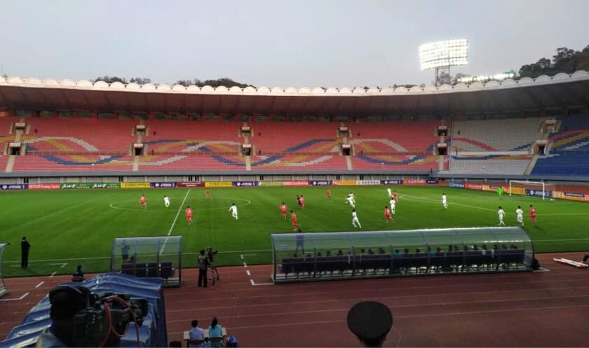 North Korea Koreas World Cup Qualifier