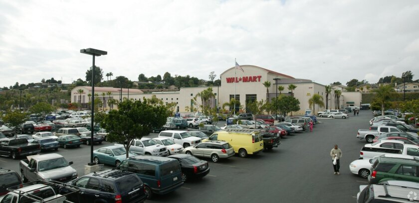 Pacific Coast Plaza on Vista Way in Oceanside is the largest property included in the nine-center portfolio acquired by Citivest Commercial Investments and Angelo, Gordon & Co.