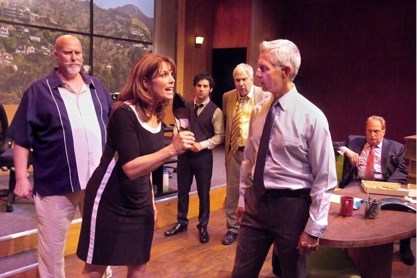 """63 Trillion"" at the Odyssey Theatre"